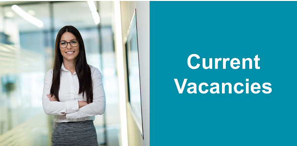 Current vacancies Image