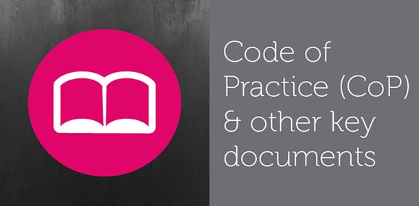 MCA Code of Practice Image