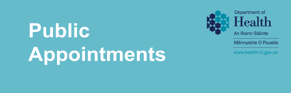 Public appointments Banner Image