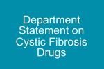 cystic fibrosis drugs