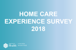 Home Care Experience Survey Image