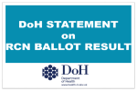 DoH Statement Image