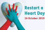 Restart a Heart Graphic
