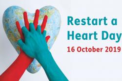 Restart a Heart Graphic