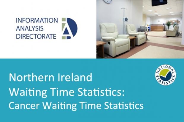 Northern Ireland Waiting Time Statistics: Cancer Waiting Time Statistics