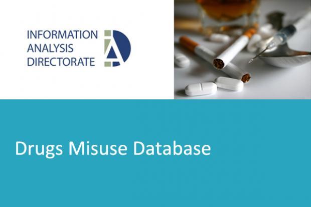 Drugs Misuse Database