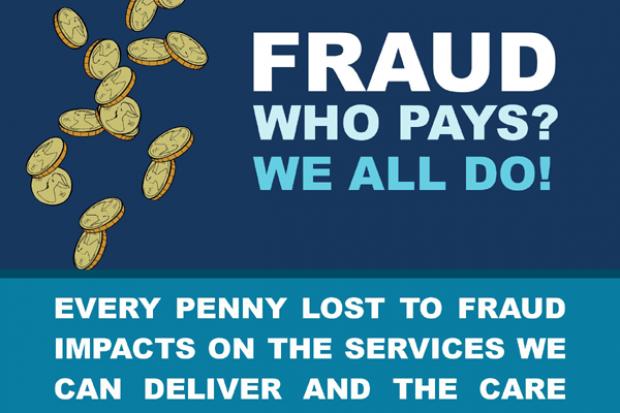 Health Service Fraud Image