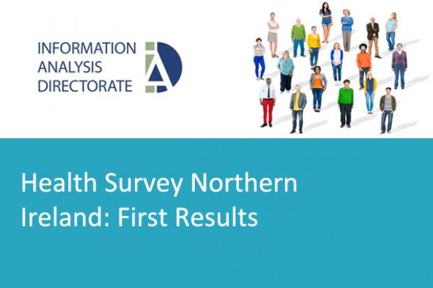 Health Survey Northern Ireland: First Results