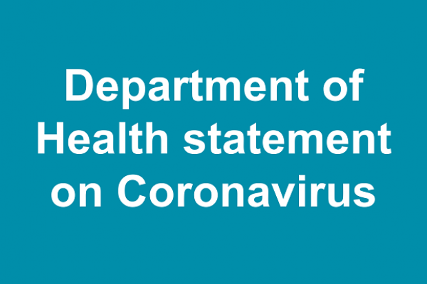 DoH Coronavirus statement