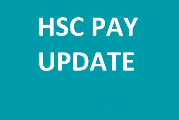 hsc pay update