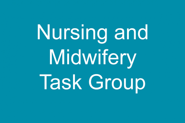 Nursing and Midwifery text image