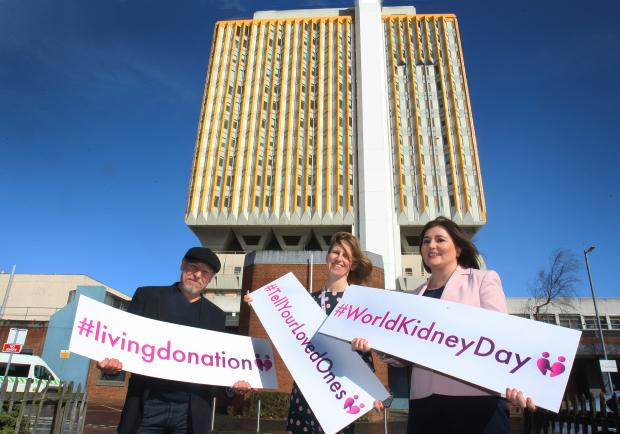 Belfast now a world leader in living donation due to
