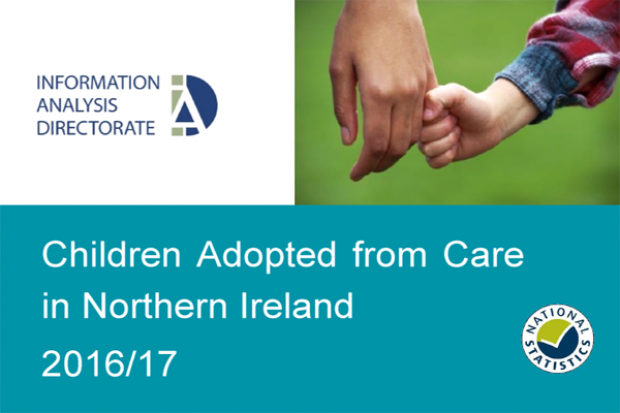 Chidren Adopted from Care image