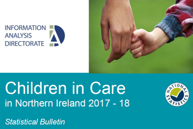 Children in Care Statistics Image