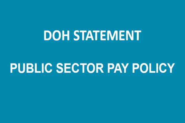 DoH Statement Image