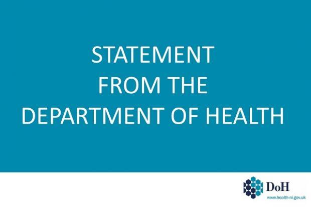 DoH statement