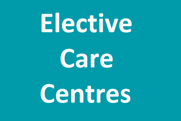 elective care centres