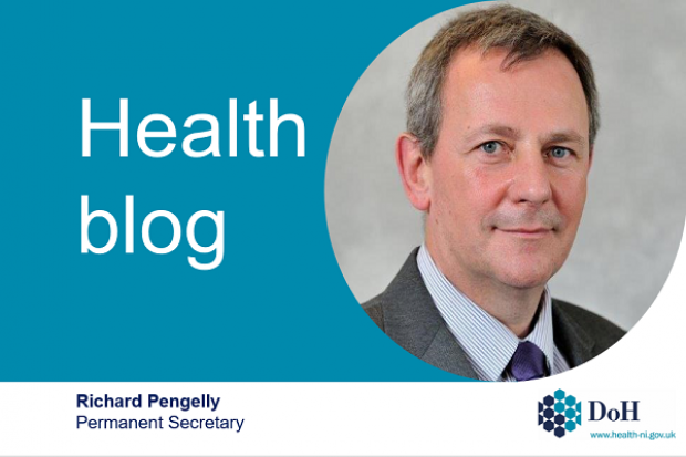 DoH Permanent Secretary Richard Pengelly