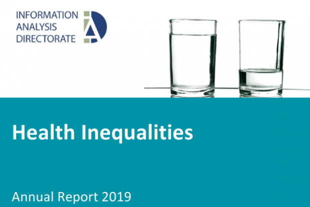 Health Inequalities Annual Report 2019 | Department of Health