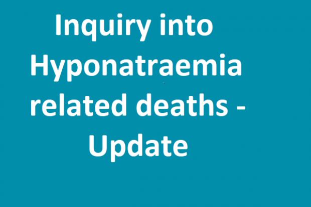 hyponatraemia