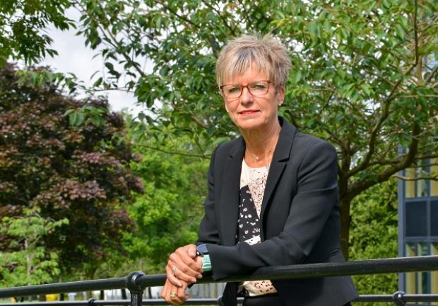 Judith Gillespie