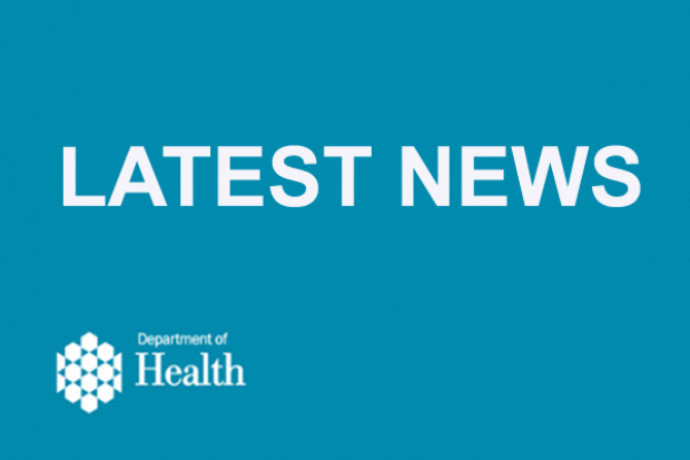 Latest Update On Coronavirus Covid 19 Department Of Health