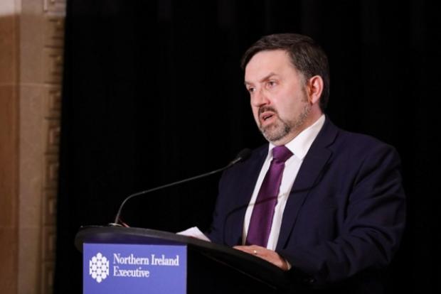 Minister Swann 16 April 2020