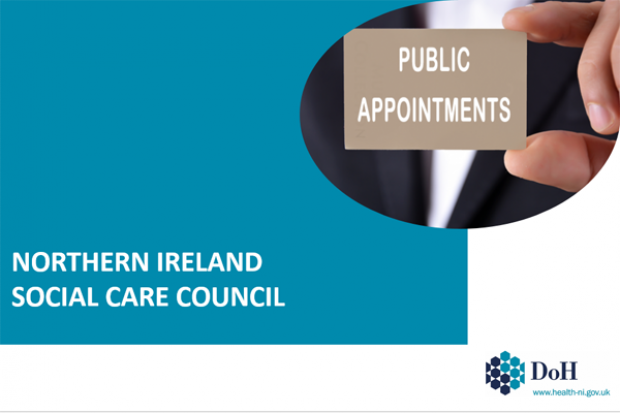 Northern Ireland Social Care Council Public Appointments Image