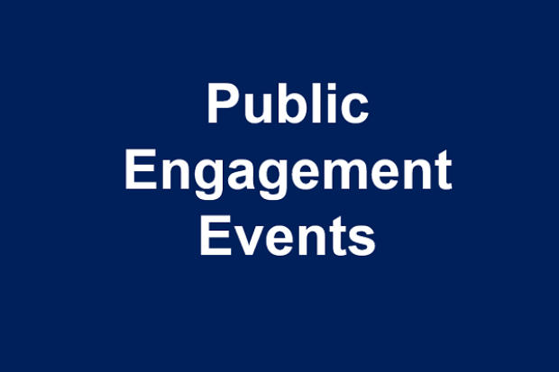 Public Engagement Events Image