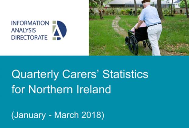 Quarterly Carers' Statistics for NI Jan-Mar 2018