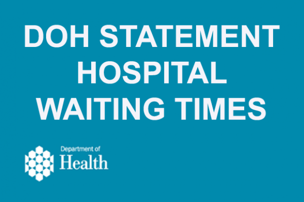 Waiting Times Statistics statement image