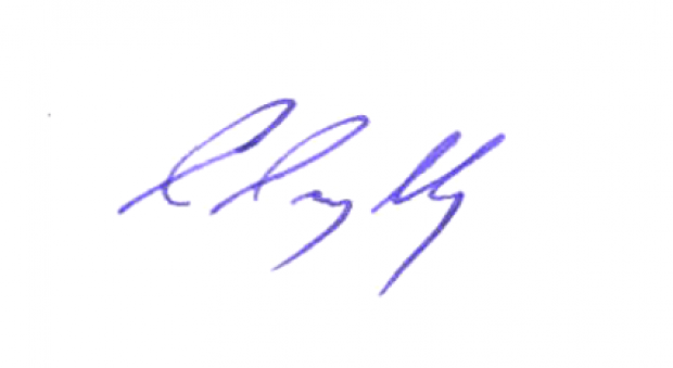 Richard Pengelly Signature