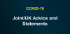 joint UK advice and statements